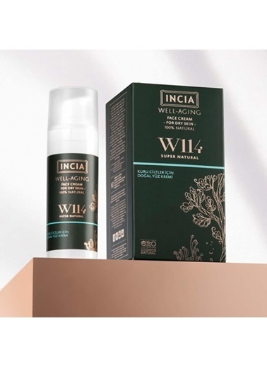Incia Incia Well Aging Face Cream For Dry Skin 30ml Renksiz